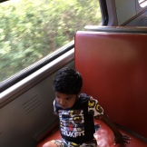 Sit & Enjoy rail ride